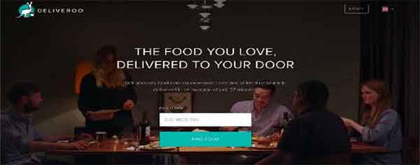 App Deliveroo