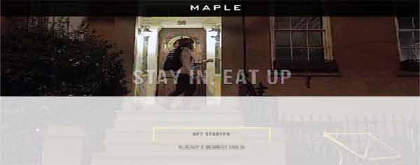 App Maple