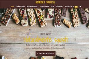 Somerset prodotti
