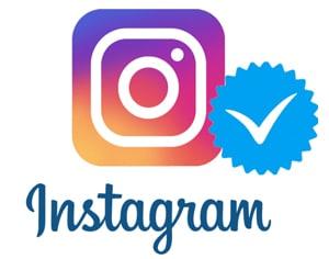Instagram spunta blu